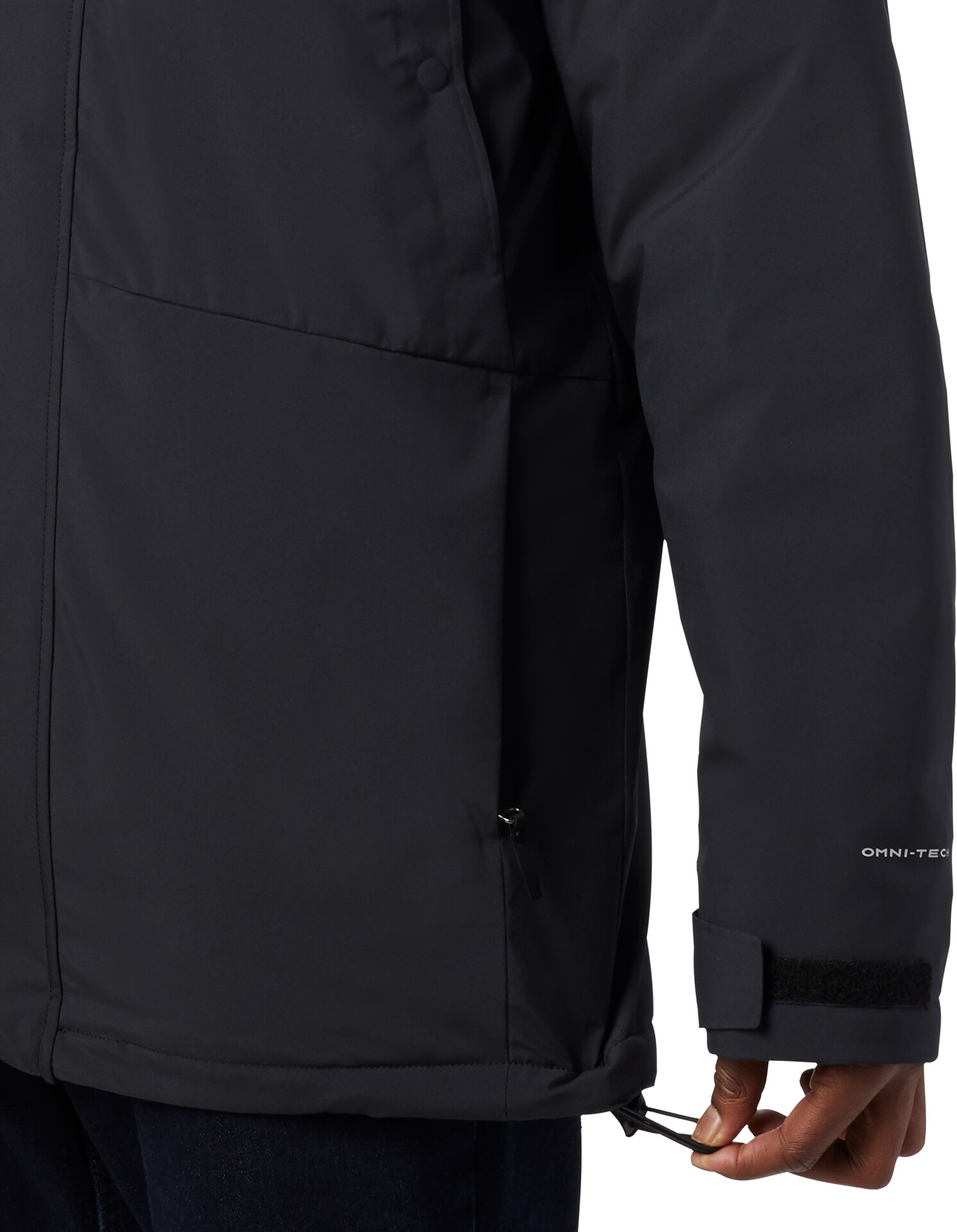 Columbia Northbounder TurboDown Parka Hombre, black
